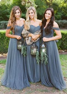 Simple A-line Bridesmaid Dress,Bridesmaid Gown,Wedding Party Dress
