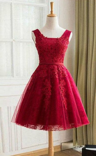 Fashion Short Homecoming Dress Graduation Dresses,Dance Dress Sweet 16 Dress SW095