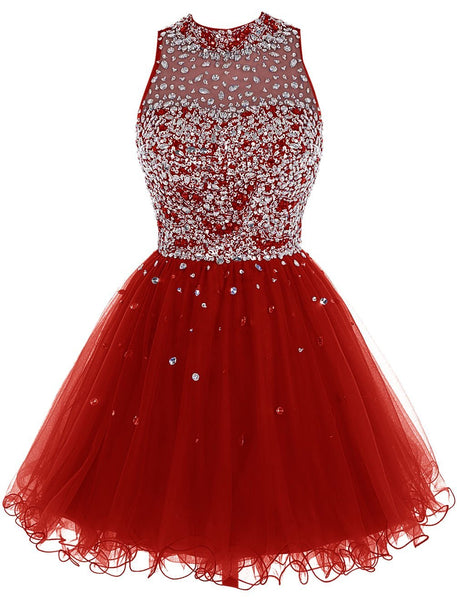 Short homecoming dress S047