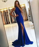 Sex A-line Long Prom Dress , Long Winter Formal Dress LP005