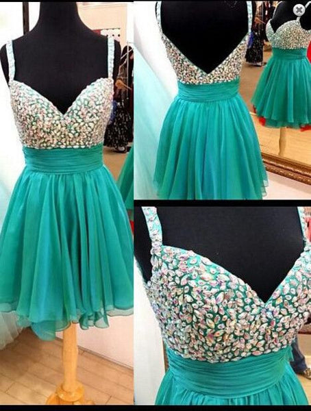 Short Prom Dress Short homecoming dress S037