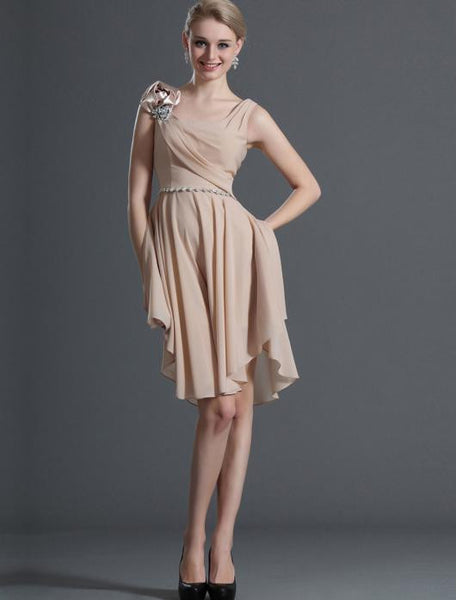 Short Prom Dress,V-back  Evening Dress,2016 Cocktail dress