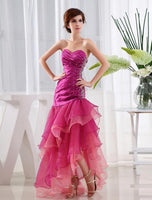 Sweetheart short homecoming dress prom dress I006