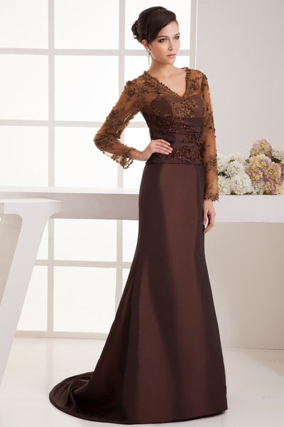 Mother of the groom,mother of the bridal,MOB dress M001