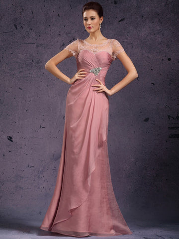 Mother of the groom,mother of the bridal,MOB dress M009