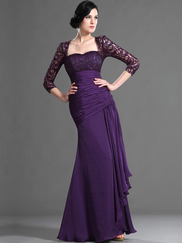 Mother of the groom,mother of the bridal,MOB dress M011