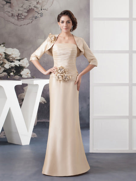 Mother of the groom,mother of the bridal,MOB dress M012