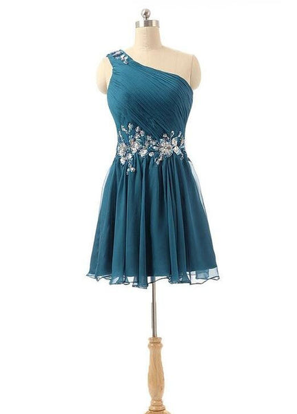 Short Prom Party dress P041
