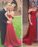 Floor Length  Prom Dress  I086