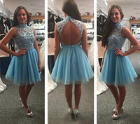 Short Prom Dress Short homecoming dress S036