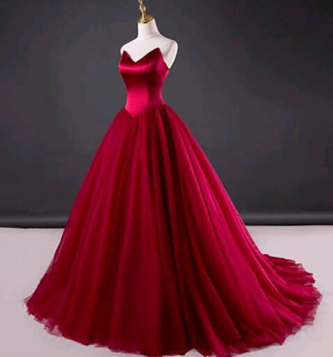 Charming A-Line Prom Dresses,Long Prom Dresses, formal dress, evening dress LP025