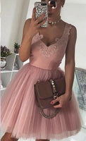 2018 New Homecoming Dress, Short Mini Prom Dress ,Fashion School Dance Dress, Custom Made Sweet 16 Dress SW179
