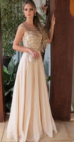 Beaded Long Prom Dresses Fashion Winter Formal Dress Popular Party Dress LP413