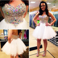 Short homecoming dress S052