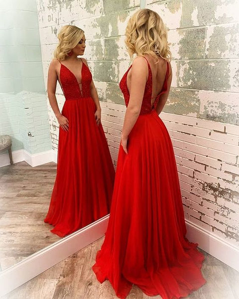 Long Prom Dresses With Beading Fashion Winter Formal Dress Popular Party Dress LP404