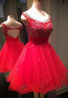Beading Homecoming Dress I1019