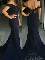 Floor Length  Prom Dress  I1026