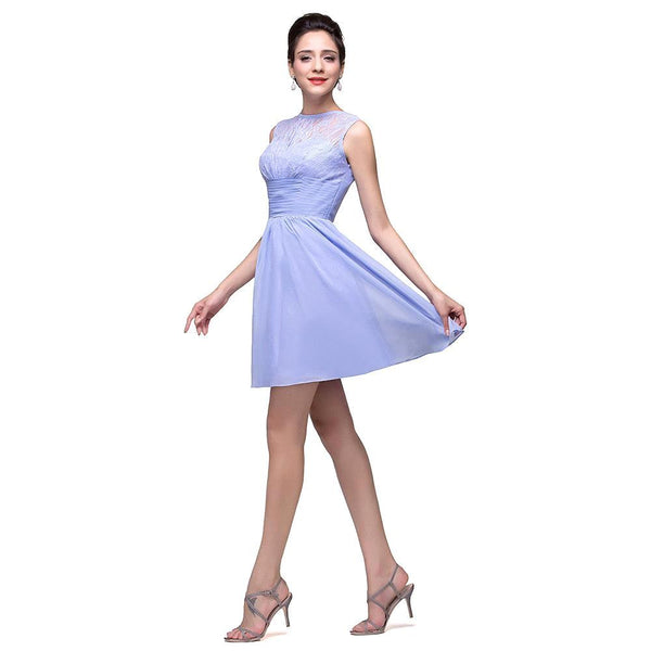 Short Prom Dress Short homecoming dress S026