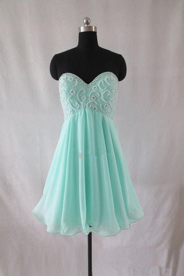 Short Prom Dress Short homecoming dress S008