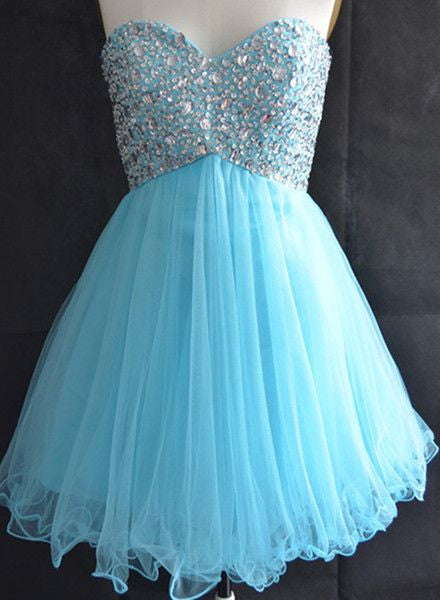 Short Prom Dress Short homecoming dress S015