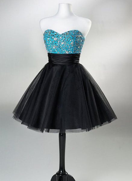 Short homecoming dress S044