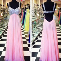 Beading Prom Dresses Long Formal Dress  SP1097