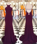 Simple Prom Dresses,Long Formal Dress SP1150