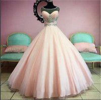 Fashion Prom Dresses, Beading Long Party Dress SP1175