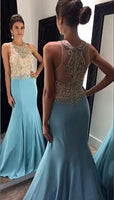 Beading Prom Dresses,Long Formal Dress SP2001