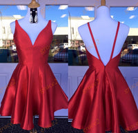 Custom Made Homecoming Dress , Short Mini Prom Dress ,Fashion School Dance Dress,Sweet 16 Dress SW189
