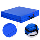 Foldable 1.6 inch Thick Gym Mat