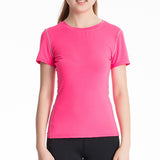 Solid Color Compression Tee