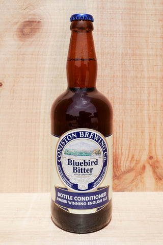 Coniston Bluebird Bitter