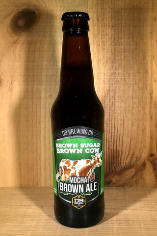 D9 Brewing Brown Sugar Brown Cow