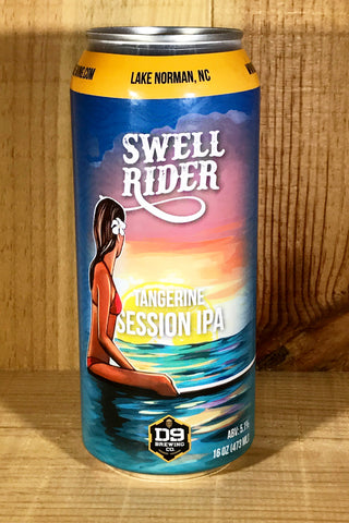 D9 Brewing Swell Rider Session IPA