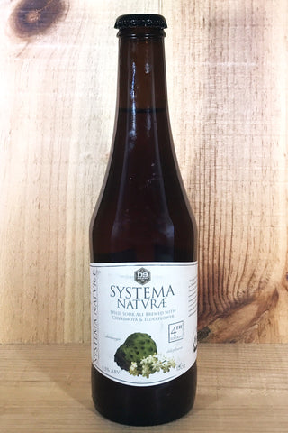 D9 Brewing Systema Naturae v4 (Cherimoya & Elderflower)