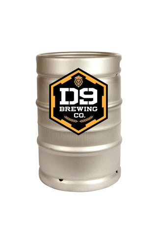D9 Brewing Swell Rider Session IPA Keg