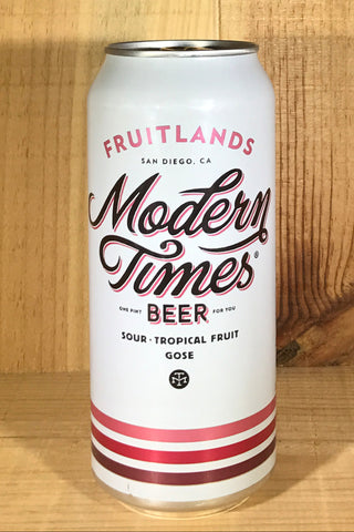 Modern Times Fruitlands w/ Passionfruit & Guava