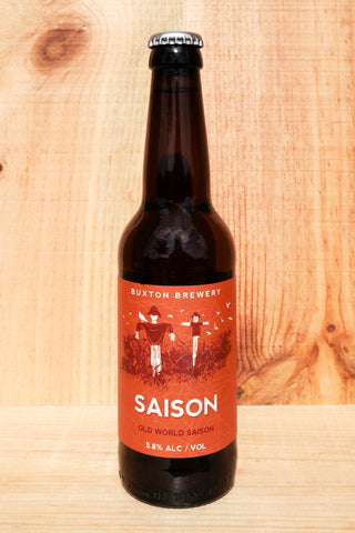 Buxton Old World Saison