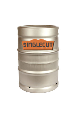 Singlecut DDH Workers are Going Home IIPA Keg