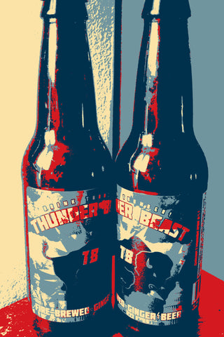 Thunder Beast Ginger Beer