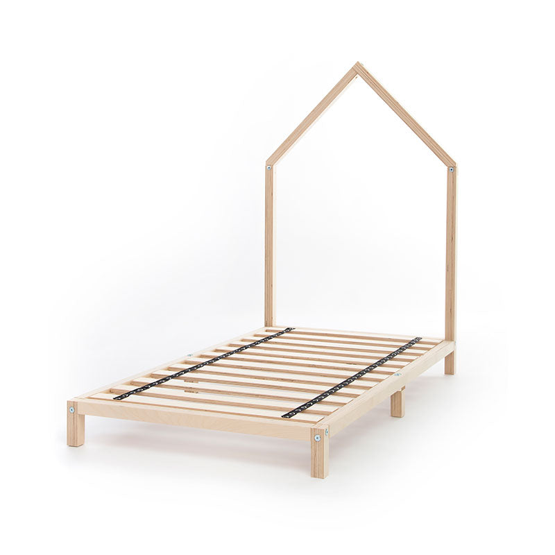 TUTTI Transitional Bed, with base - Natural