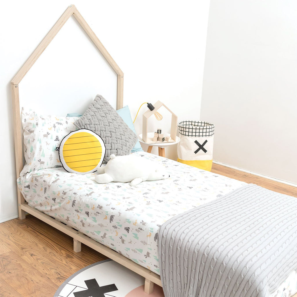 Gautier Studio - Frutti Single Bed - Lit Simple Frutti