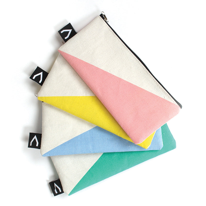 Green SALSA Pencil Case, by Gautier Studio