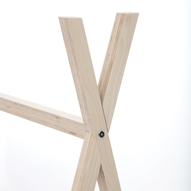 DIABOLO Coat Rack - Natural