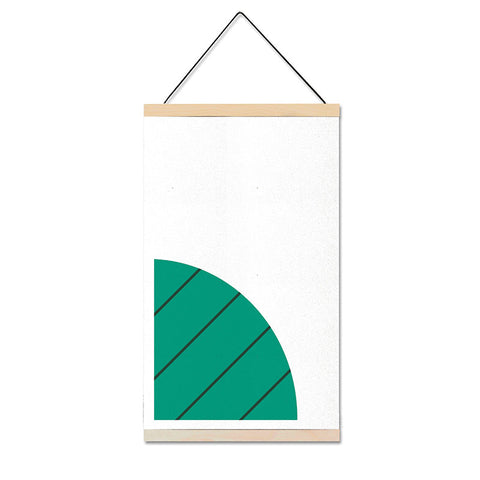 Canvas Wall Hanging - ABC