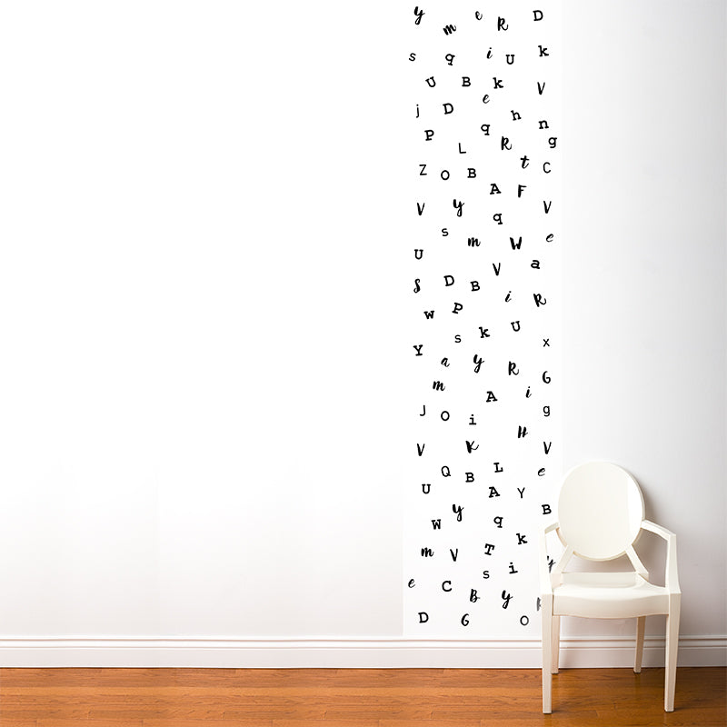 ABC Wallpaper, by Gautier Studio