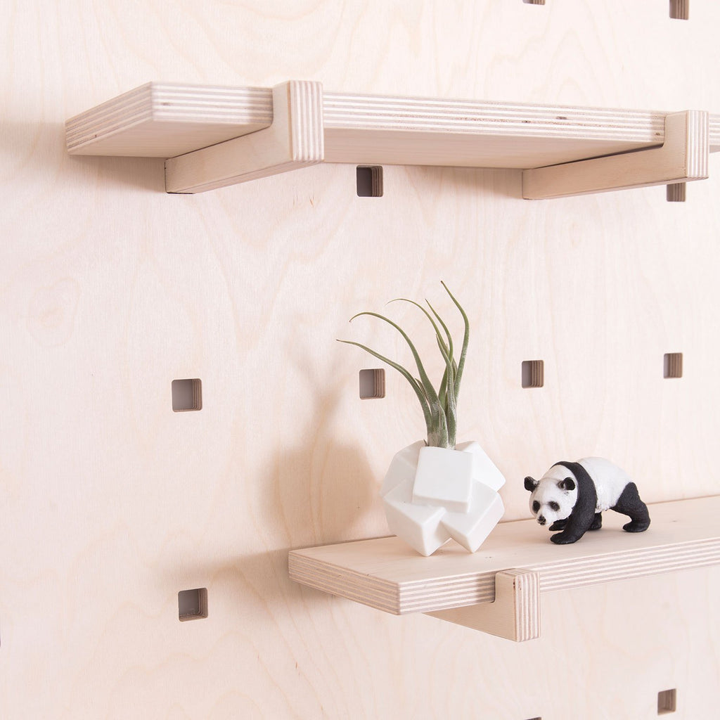 CARAMBINA Shelves - Natural Wood, by Gautier Studio
