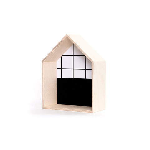 WINNY Mini Shelves - Black (set of 2)