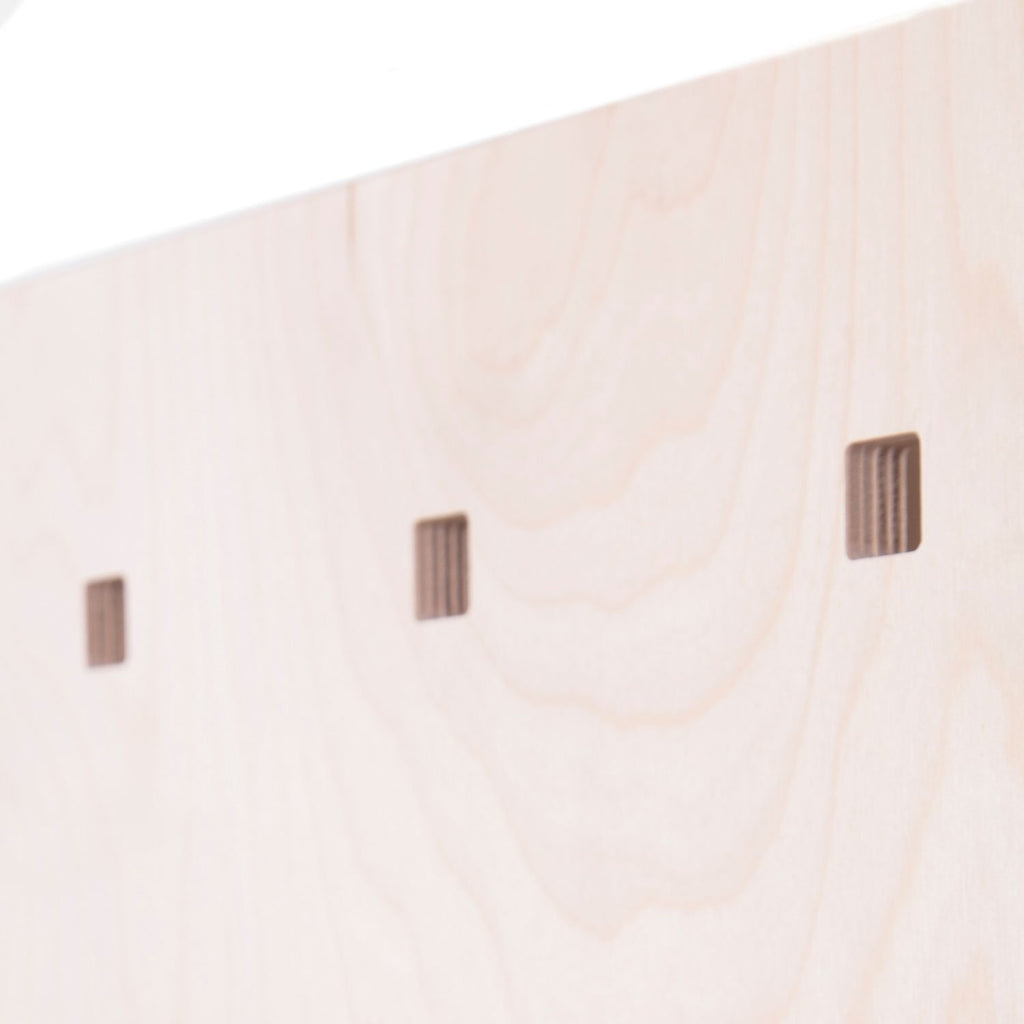 Natural Wood WINNY Mini Pegboards, by Gautier Studio